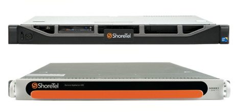 ShoreTel Service Appliance Hardware for Unified Communications and IP Telephony