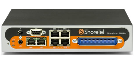ShoreTel Voice Switch 90 BRIV for Unified Communications and IP Telephony