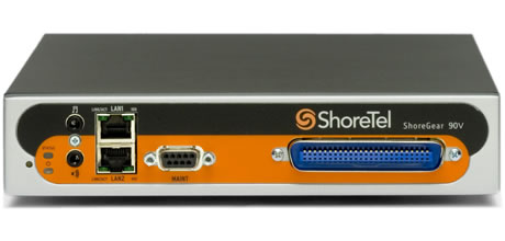 ShoreTel Voice Switch 90v for Unified Communications and IP Telephony
