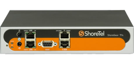 ShoreTel Voice Switch T1k