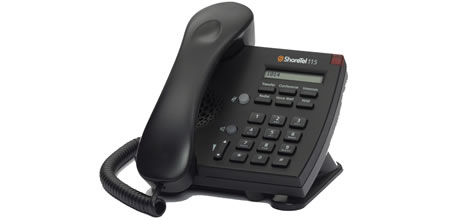 ShoreTel IP Phone 115 for Unified Communications and IP Telephony